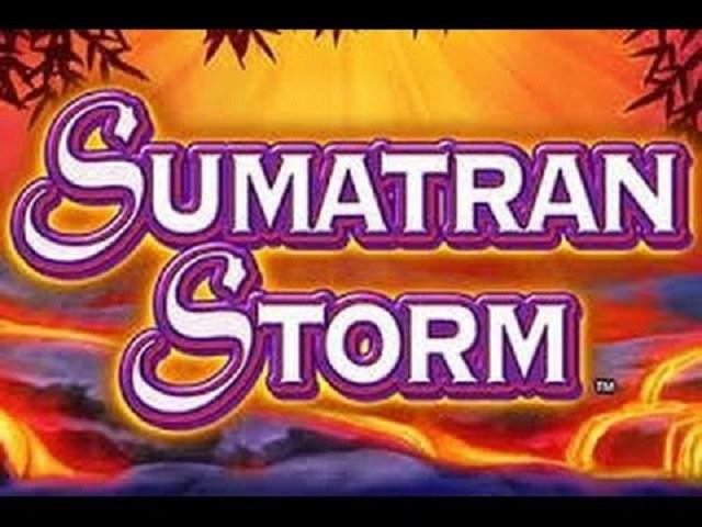 Sumatran Storm Slot
