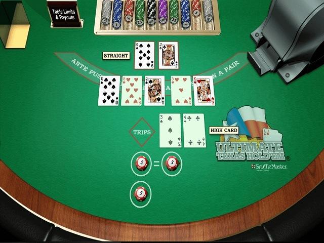 Ultimate Texas Hold'em Slot