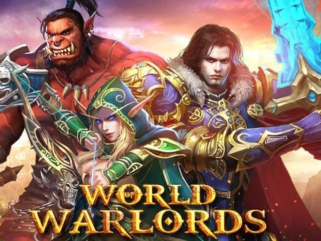 World of Warlords Slot