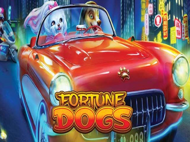 Fortune Dogs Habanero Slot