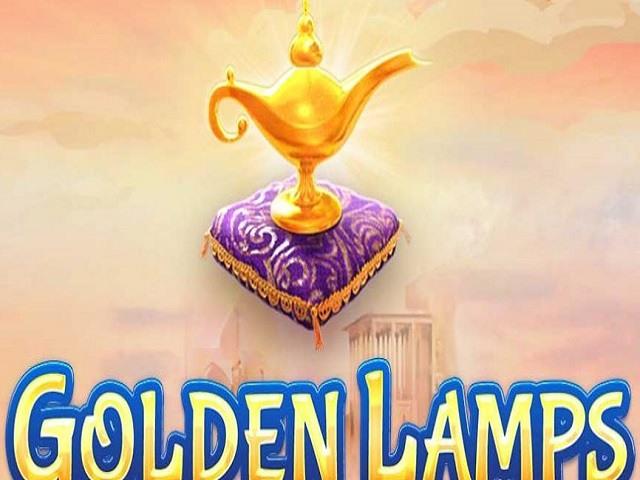 Golden Lamps No Download Slot