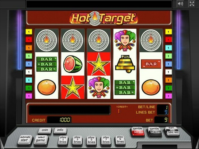 Hot Target Slot