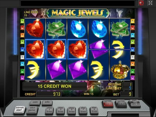 Magic Jewels Slot