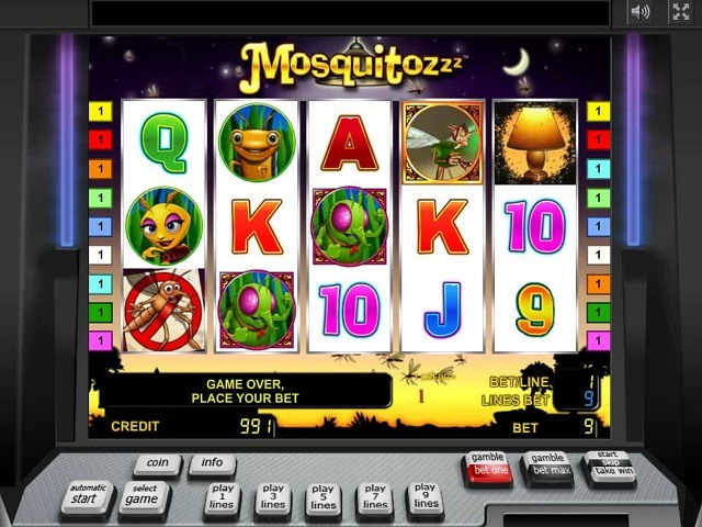 Mosquitozzz Slot