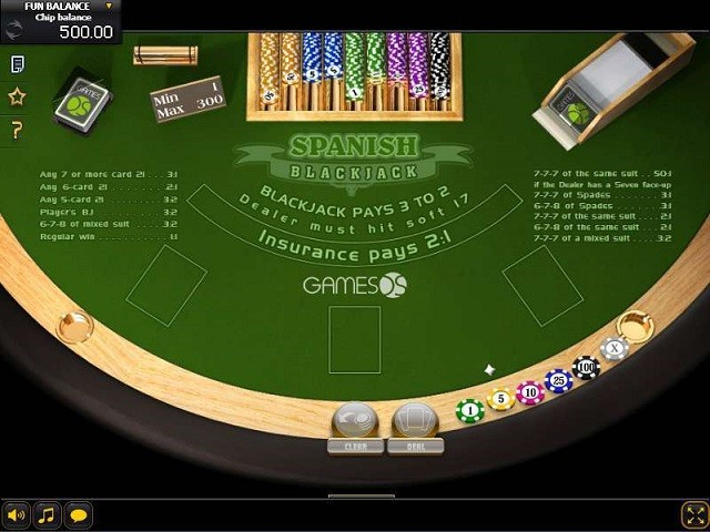 Spanish Blackjack Slot