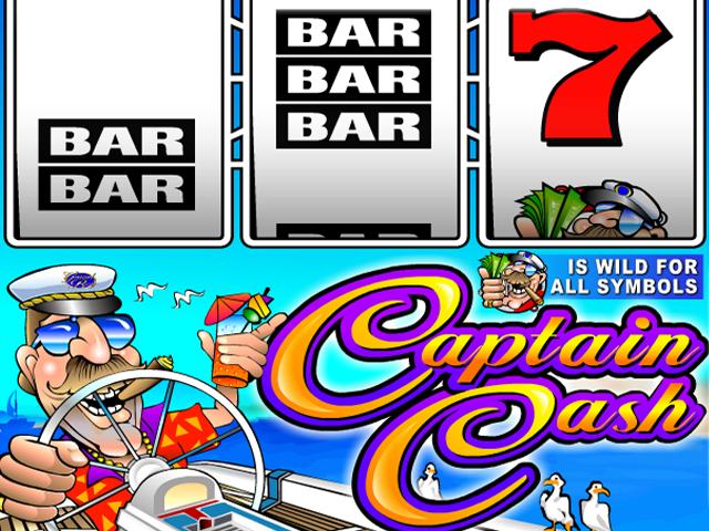 Captain Cash By Betsoft Slot