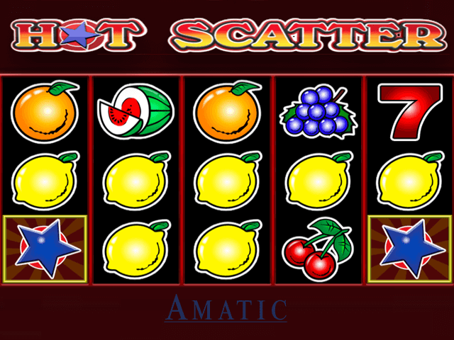 Hot Scatter Slot