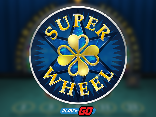 Super Wheel Slot