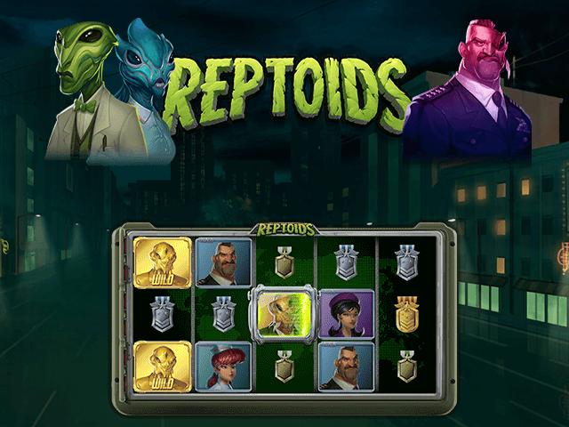 Reptoids Slot
