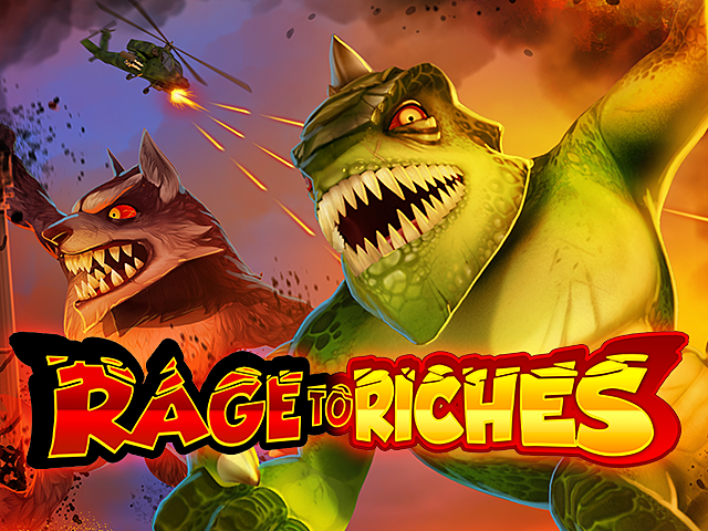 Play No Download Rage to Riches Slot Machine Free Here