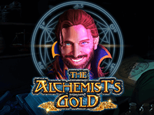 The Alchemist's Gold Slot