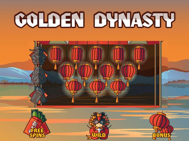 Golden Dynasty Slot