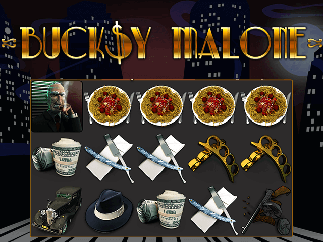 Bucksy Malone Slot