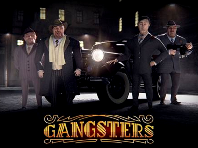 Gangsters Slot