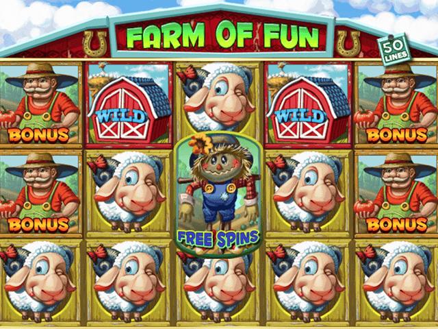 Farm Of Fun Slot