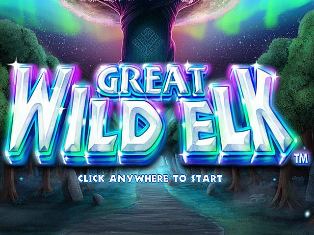 Great Wild ELK Slot