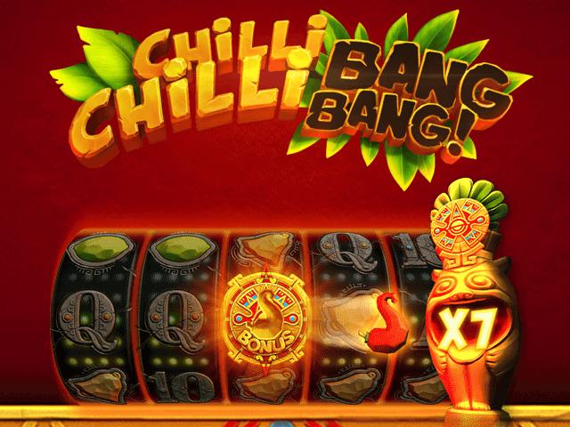 Chilli Chilli Bang Bang Slot