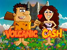 Volcanic Cash Slot