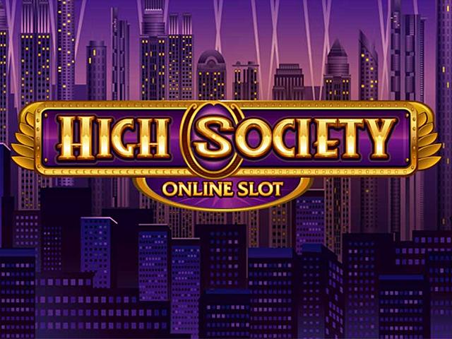High Society Slot
