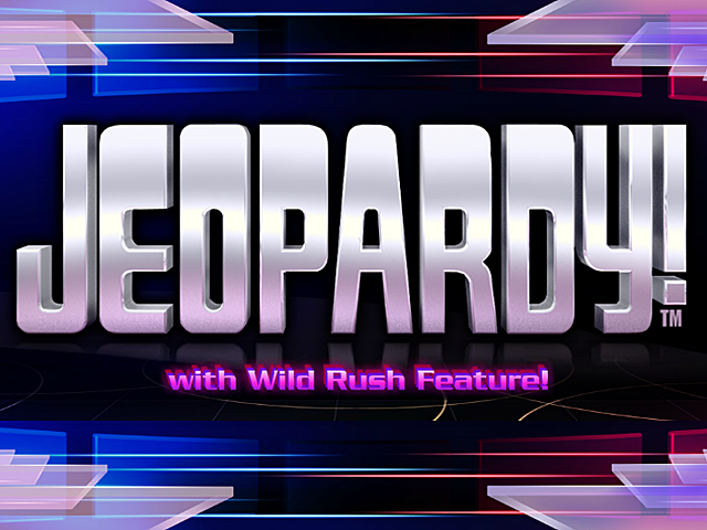 Play No Download Jeopardy Slot Machine Free Here