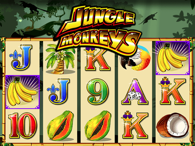 Spiele Jungle Monkeys - Video Slots Online