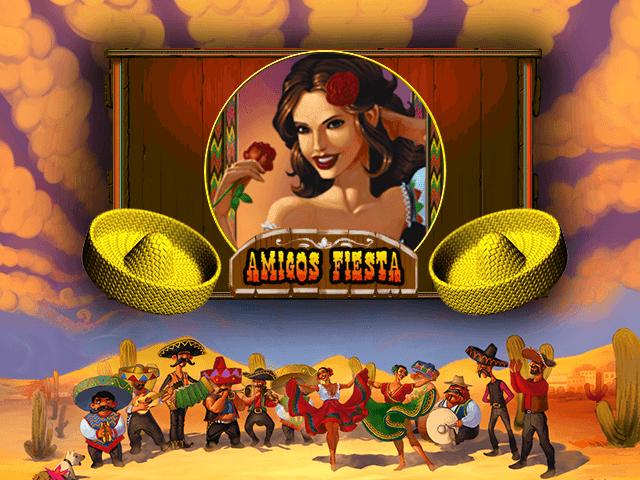 Amigos Fiesta Slot