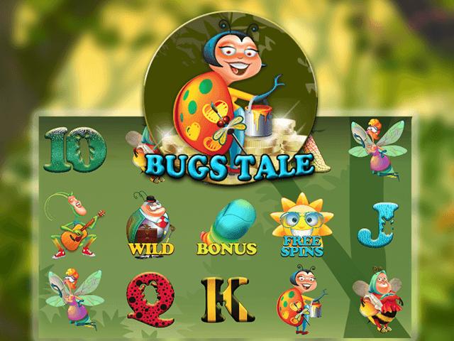 Bugs Tale Slot