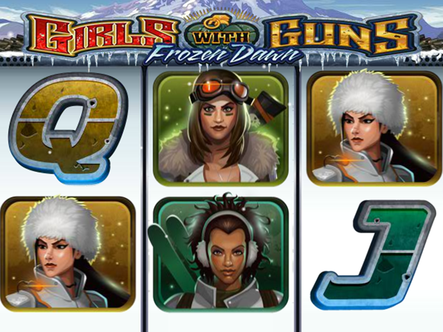 Girls With Guns - Frozen Dawn Slot