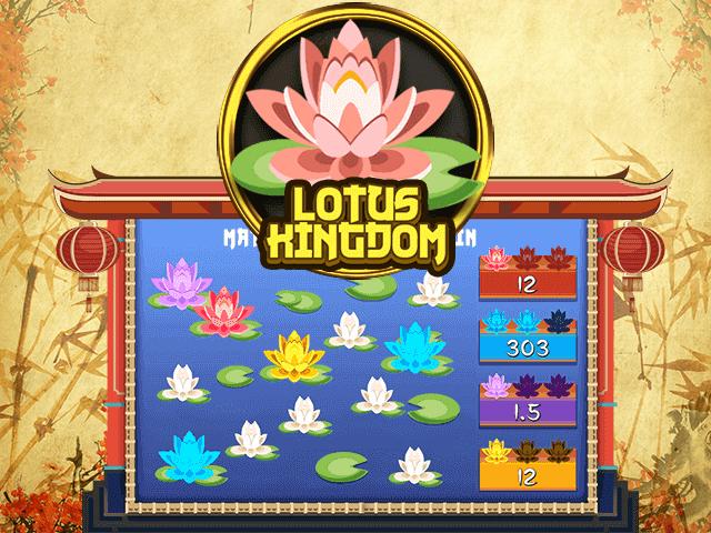 Lotus Kingdom Slot