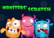 Monsters Scratch
