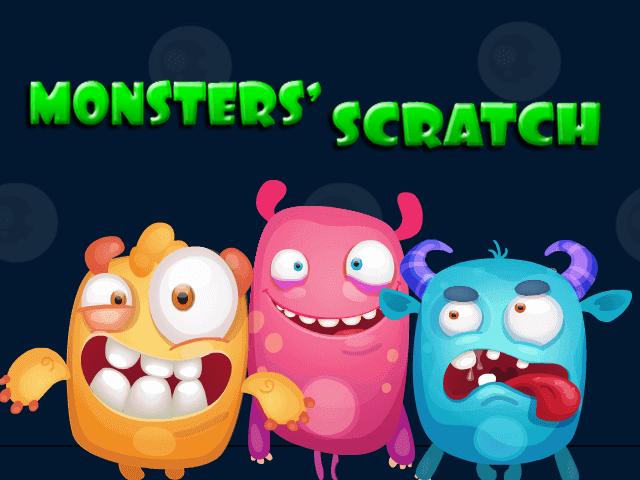 Monsters Scratch Slot
