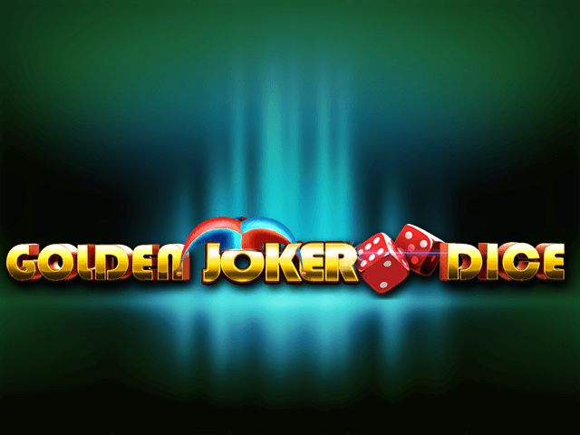 Golden Joker Dice Slot