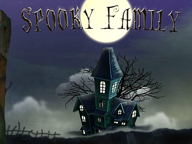 Spooky Family Slot
