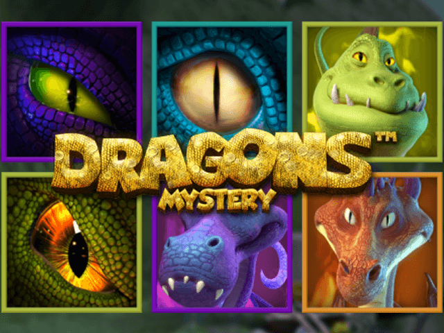 Dragons Mystery Slot