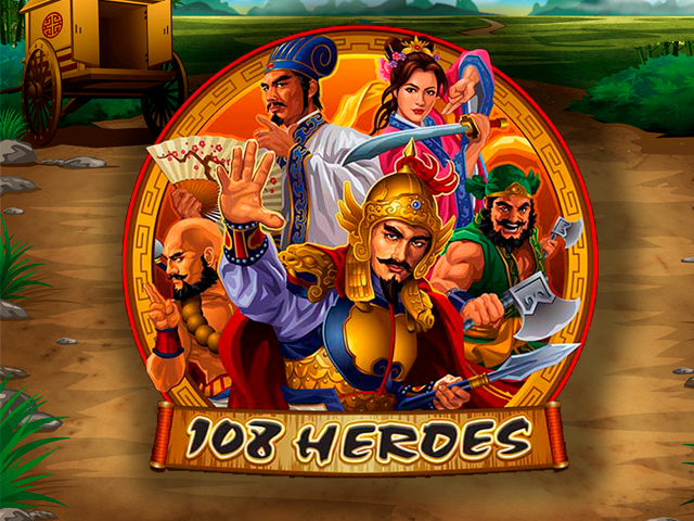 108 Heroes Slot