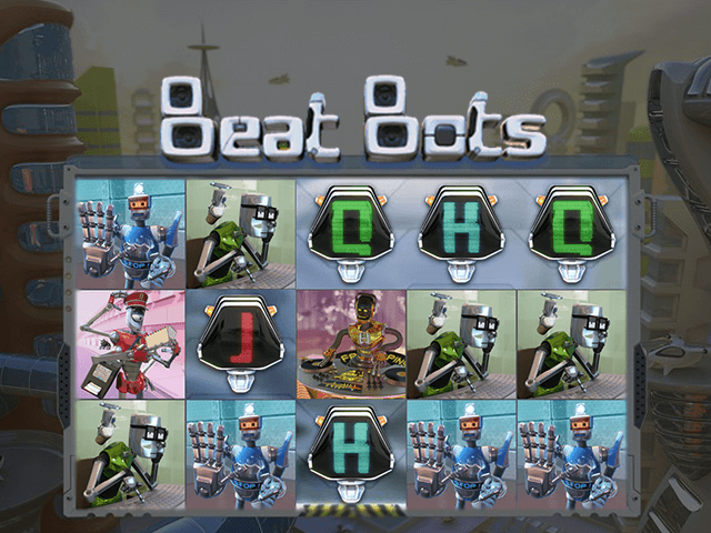 Beat Bots Slot