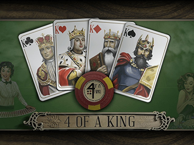 Play The King Slots from Endorphina with No Download