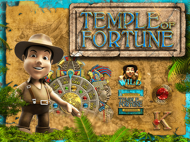 Play No Download Temple Of Fortune Slot Machine Free Here