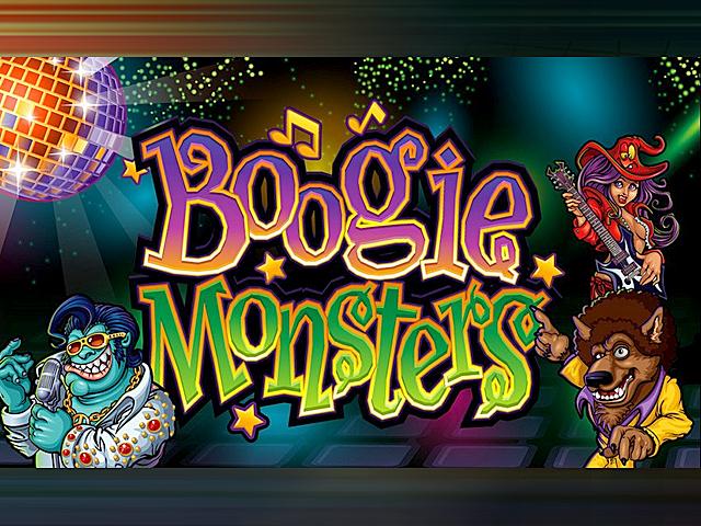 Boogie Monsters Slot Machine