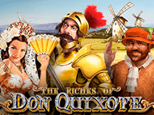 The Riches Of Don Quixote Slot