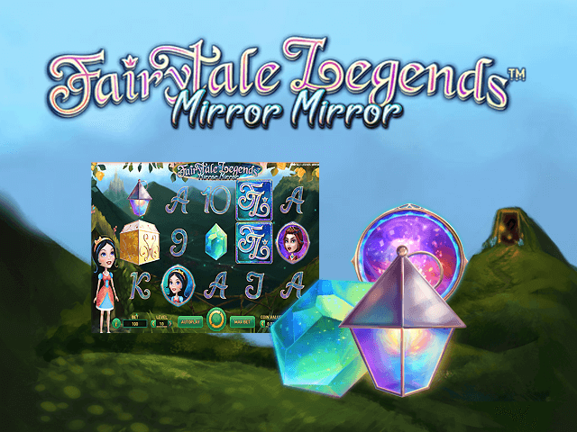 Fairytale Legends: Mirror Mirror Slot