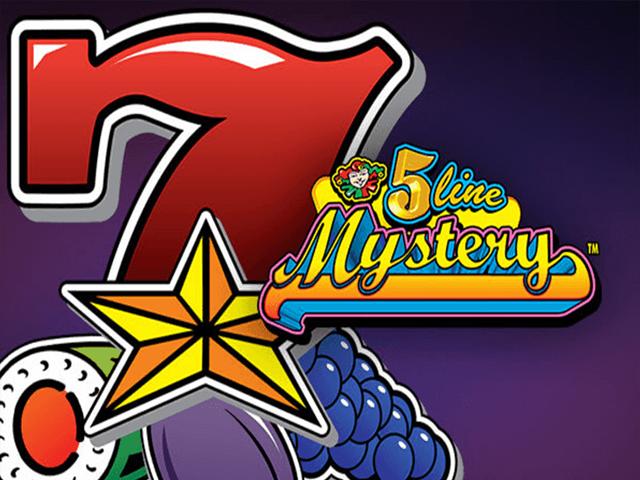 5 Line Mystery Slot