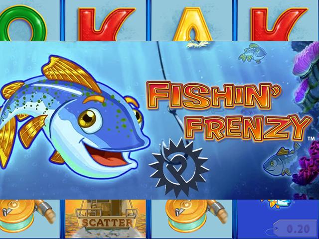 Fishin' Frenzy Slot