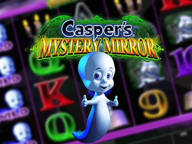 Casper's Mystery Mirror Slot