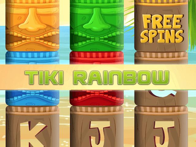 Tiki Rainbow Slot