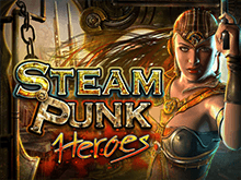 Steam Punk Heroes Slot