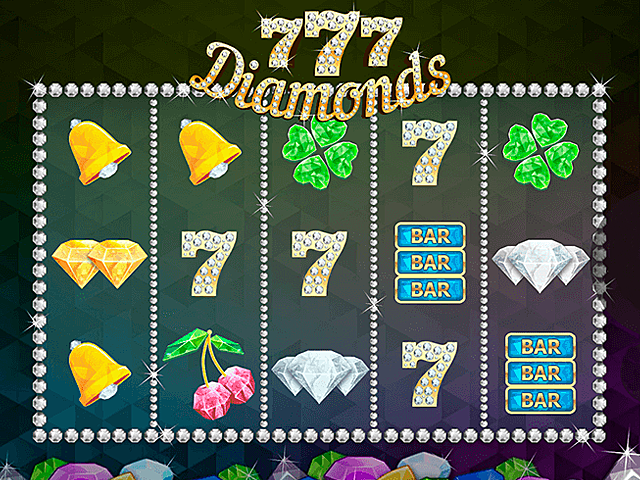 777 Diamonds Slot