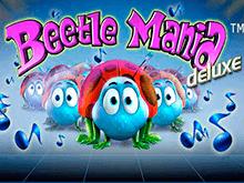 Beetle Mania Deluxe Slot