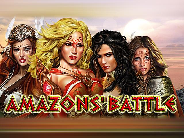 Amazons' Battle Slot