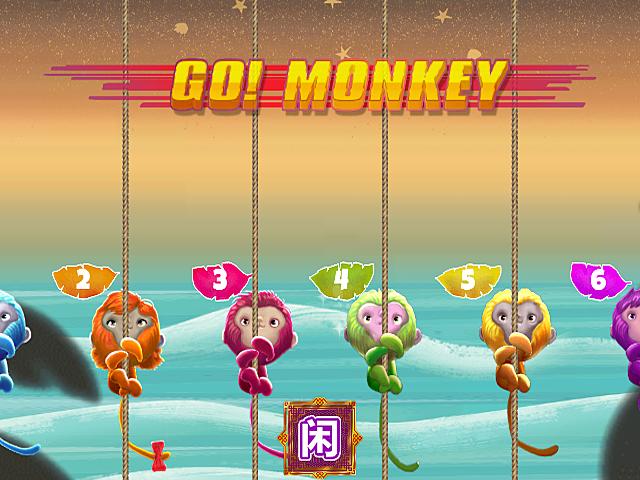 Go! Monkey Slot